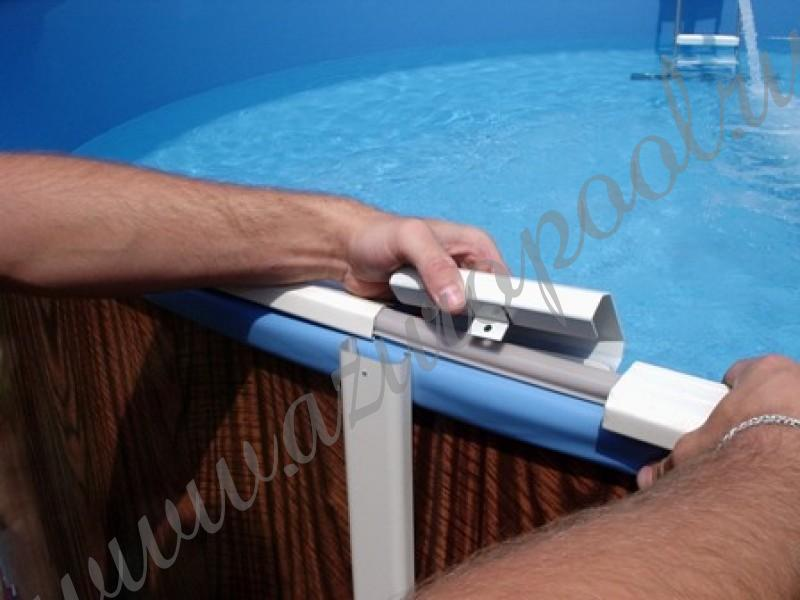 бассейн азуро сборка видео