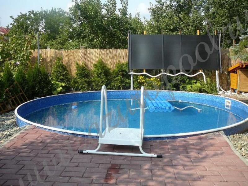 Оформление бассейна на даче фото
