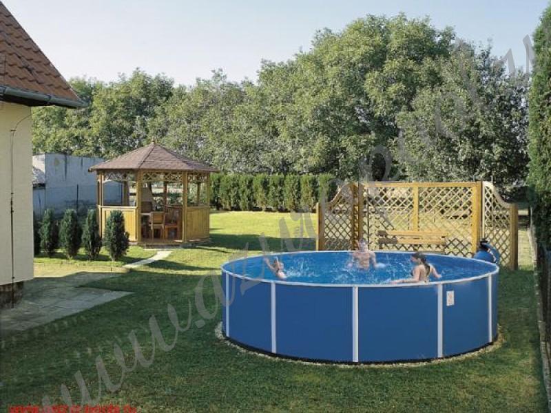 Детская площадка с бассейном своими руками 38