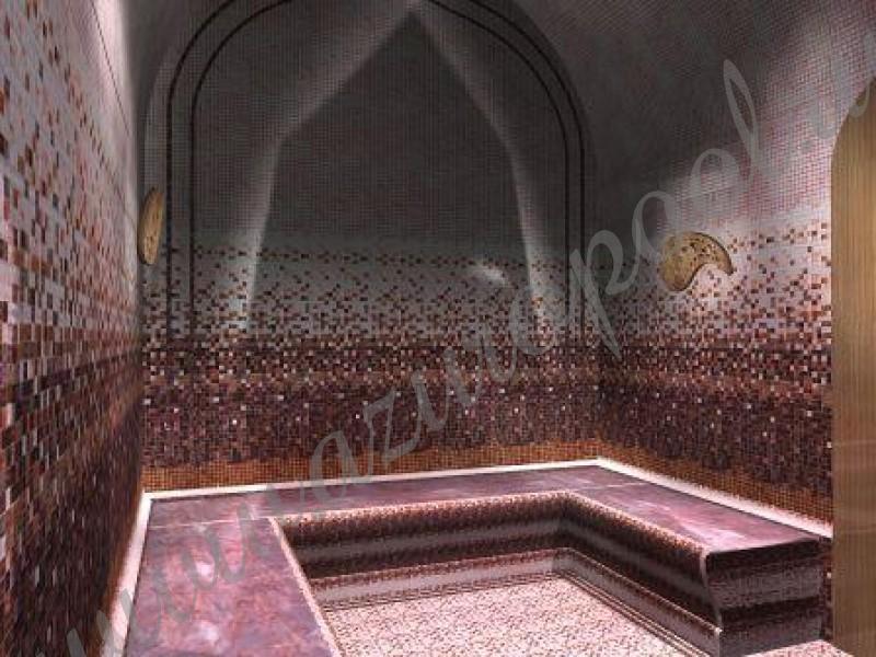 Дизайн бассейнов в сауне фото