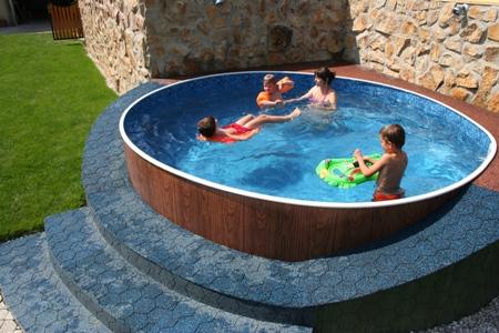 Детский сборный бассейн