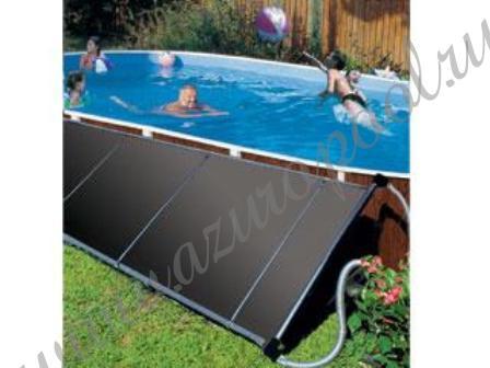 Солнечный коллектор для бассейнов