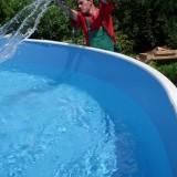 Долив воды в бассейн AZURO